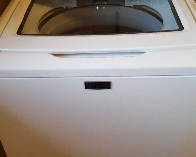 Maytag Commercial Size Washer and Dryer