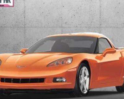 2008 Chevrolet Corvette Base
