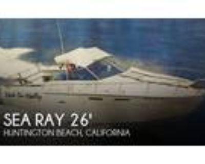 26 foot Sea Ray 26foot