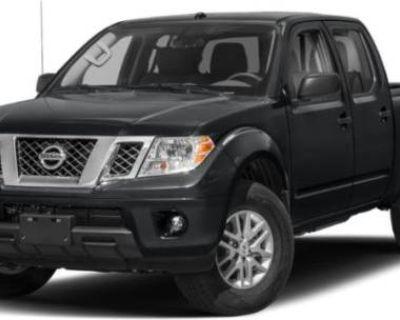 2019 Nissan Frontier SV V6