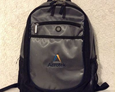 NEW Backpack by OGIO - Aerotek, with laptop pocket and multiple organizer MSRP & 110.-