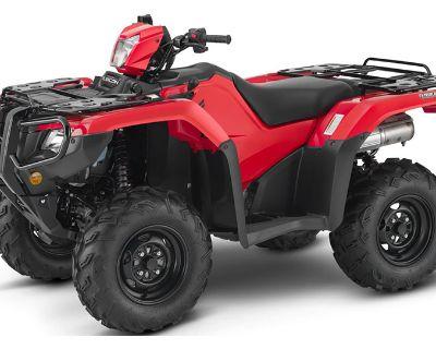 2020 Honda FourTrax Foreman Rubicon 4x4 Automatic DCT ATV Utility Albuquerque, NM