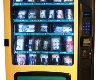 USI Electronic Snack or Retail Vending Machines