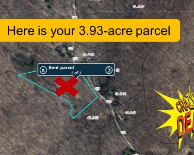 3.93 Acres for Sale in Carmel Hamlet, NY