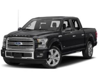 2017 Ford F-150 King Ranch SuperCrew 5.5' Box 4WD