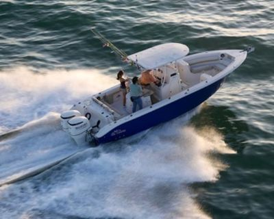 2018 Sea Chaser 27 HFC