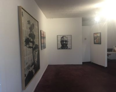 High Profile Art Gallery Space Available for Small Events and Workshops, Santa Monica, CA