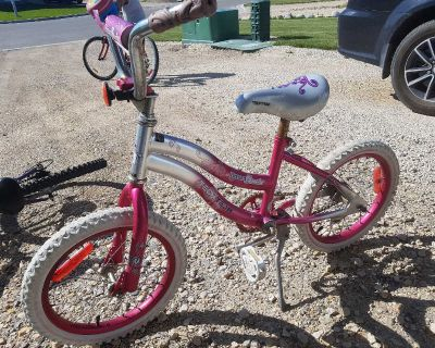 Girls bike for anyone who wants to save