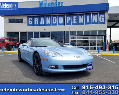 Used 2012 Chevrolet Corvette 2dr Cpe w/1LT