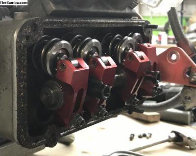 2442cc race engine