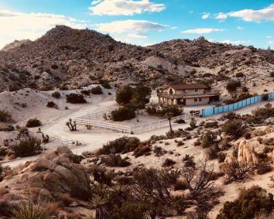 Dune Ranch Boulder Ridge, Yucca Valley, CA