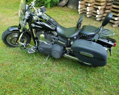 2008 HD Motorcycle FTB