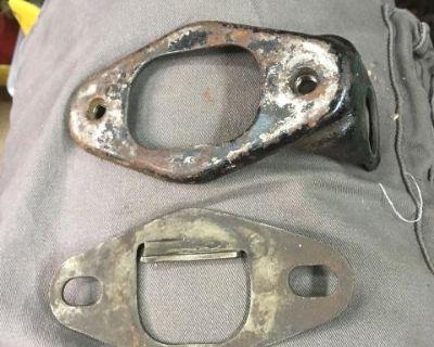 Shifter rod bracket