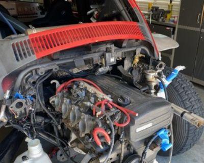 4AGE Blacktop Toyota motor for Baja Bug or ?