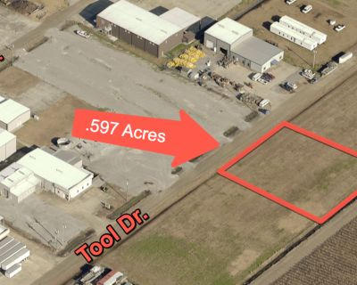 .597 Acres For Sale On Tool Dr
