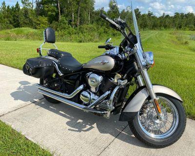 2011 Kawasaki VULCAN VN900CDFA