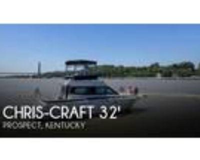 38 foot Chris-Craft 38