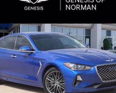 2019 Genesis G70 Advanced