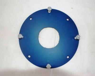 Brand New Cnc Machined Pontiac 8 Lug Balancing Plate Wheel Drum Wheels Eight Lug