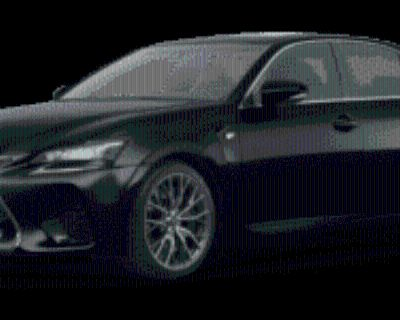 2016 Lexus GS GS F