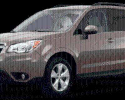2014 Subaru Forester 2.5i Limited Auto (PZEV)