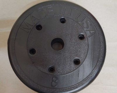 Weight Plate - 8lbs