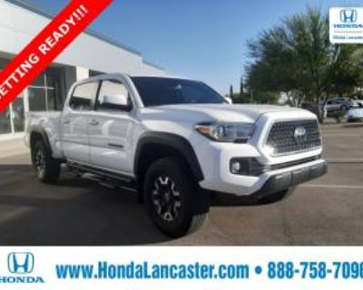 2019 Toyota Tacoma TRD Sport Double Cab 6' Bed V6 4WD Automatic