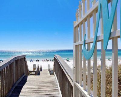 Near Beach, Pool/Hotub/Gym + FREE VIP Perks, $100 LiveWellCredit & MUCH MORE! - Miramar Beach