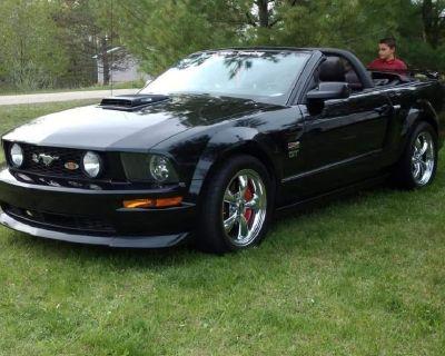 2008 Mustang GT Premium Convertible.