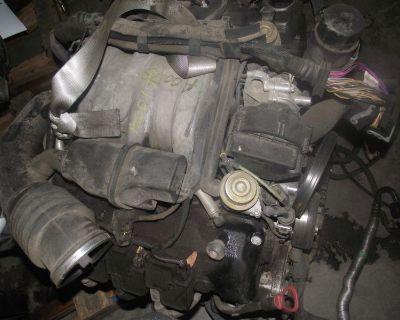 Mercedes Clk Engine 208 Type Clk320 99-02 Motor Free Shipping & Warranty-a173