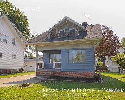 18206 Harland, Cleveland - Spacious 3 bed 1 bath home!