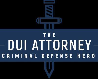 Criminal Defense Attorney - DUI Lawyer - Don Hammond Law