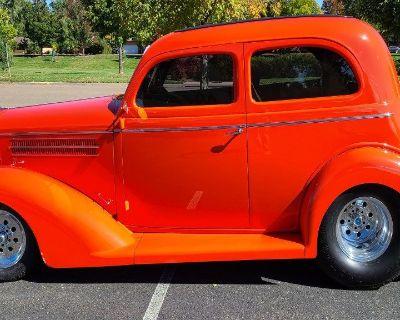 1935 Dodge Brothers Sedan Modified Pro Street Car