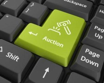 June 20th Online Only Deceased Estate Auction