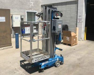 2014 GENIE AWP30S Forklifts - Mast