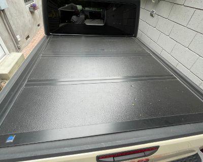 California - Mopar folding tonneau cover