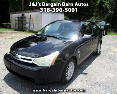 Used 2008 Ford Focus SE Coupe