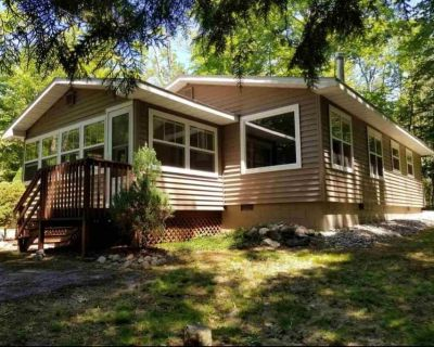 Cozy Cottage on a Private Wooded Lot, Steps From Lake Charlevoix Waterfront! - Charlevoix