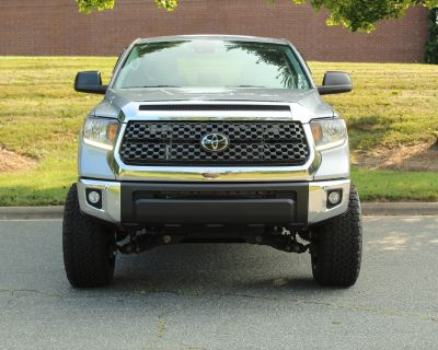 Pre-Owned 2020 Toyota Tundra 4WD SR5 CrewMax