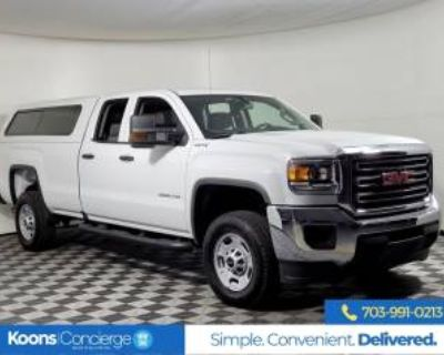 2019 GMC Sierra 2500HD Base Double Cab Long Bed 4WD