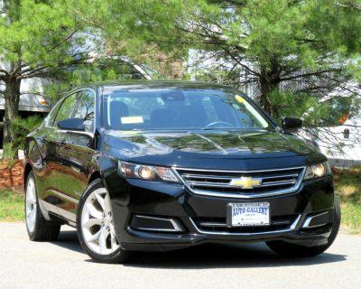 Used 2015 Chevrolet Impala 4dr Sdn LT w/2LT Leather Navigation Backup Camera