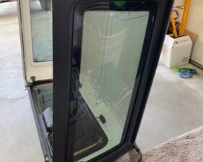 Georgia - WTT 2 door black textured hard top