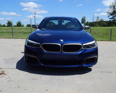Pre-Owned 2020 BMW 5 Series M550i xDrive