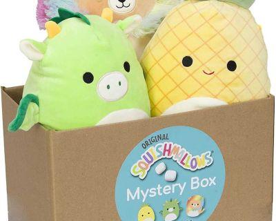 Squishmallow mystery box