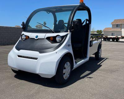 2021 GEM eL XD Electric Vehicles Paso Robles, CA