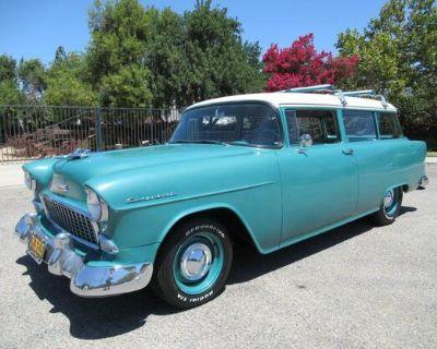 1955 Chevrolet 210 Tri-Five Wagon