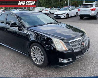 2010 Cadillac CTS Premium