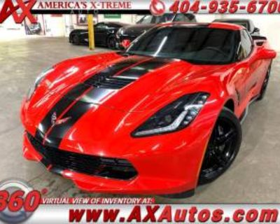 2016 Chevrolet Corvette Stingray with 1LT Coupe