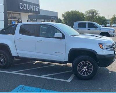 2019 Chevrolet Colorado ZR2