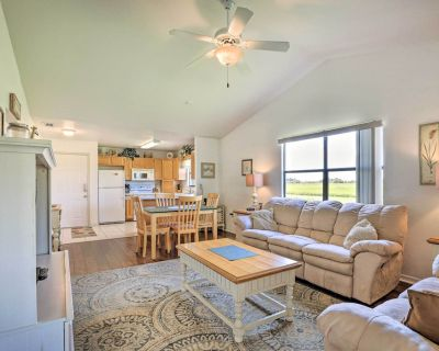 NEW! Sunny Sebring Villa w/ Screened Porch & Grill - Highlands County